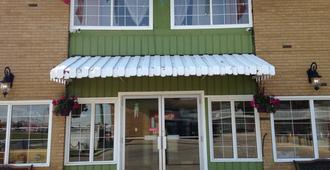 Silver Crest Lodge - Grande Prairie - Toà nhà
