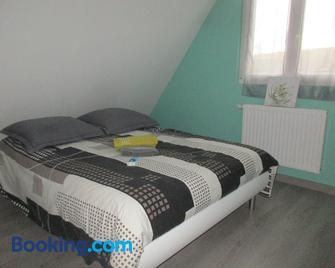 Maison de tante louise - Mittelwihr - Camera da letto