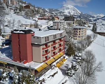 Alpine Classic Hotel - Leysin - Будівля