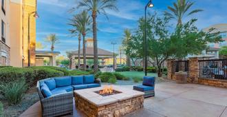 Springhill Suites Phoenix Glendale Sports & Entertainment District - Glendale - Patio