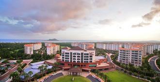 Raon Hotel & Resort - Ciudad de Jeju - Edificio