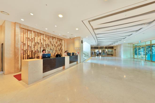 Raon Hotel & Resort - Jeju City - Lobby