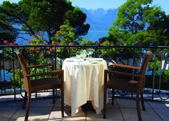 Fairmont Le Montreux Palace - Montreux - Balcón