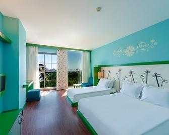 Siam Elegance Hotels & Spa - Belek - Bedroom