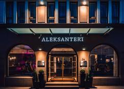 Radisson Blu Aleksanteri Hotel - Helsínquia - Edifício
