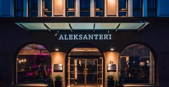 Radisson Blu Aleksanteri Hotel - Helsinki - Toà nhà