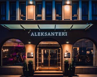 Radisson Blu Aleksanteri Hotel - Хельсинки - Здание