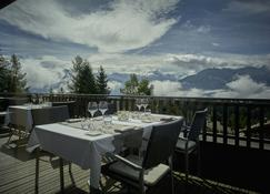 Hotel Art de Vivre - Crans-Montana - Balcony