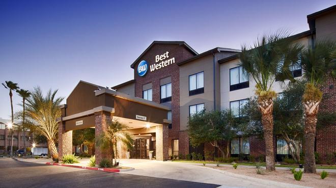 Best Western Town Center Inn - Weslaco - Edificio