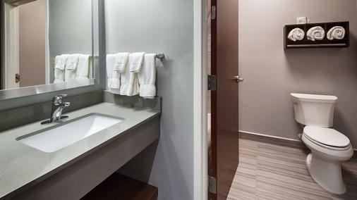 Best Western Town Center Inn - Weslaco - Bathroom