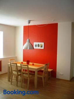 Am Mühlenteich - Lübeck - Dining room