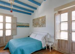 Palazzo Del Sale - Siracusa - Camera da letto