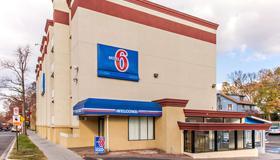 Motel 6 Washington DC - Ουάσιγκτον - Κτίριο