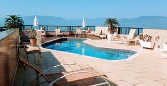 Hotel Jangada Flat Service - Caraguatatuba - Pool