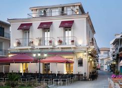 Hotel Boschetto - Lefkáda - Building