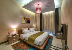 海灘酒店公寓 - 杜拜 - 杜拜 - 臥室