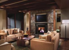 The Ritz-Carlton Lake Tahoe - Truckee - Huiskamer