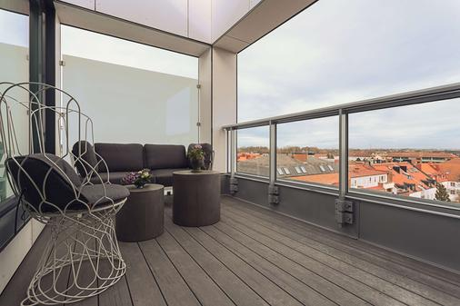 Best Western Plus Hus 57 - Ängelholm - Balcony