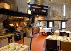 Hôtel Restaurant Le Saint-Christophe - Bex - Restaurant