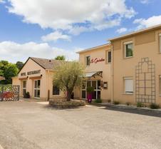 The Originals City, Hôtel Le Garden, Tours Sud (Inter-Hotel)