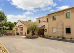 The Originals City, Hôtel Le Garden, Tours Sud (Inter-Hotel) - Chambray-lès-Tours - Rakennus
