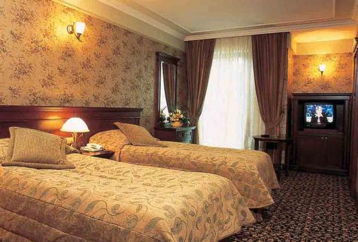 Germir Palas Hotel - Special Class - Istanbul - Phòng ngủ