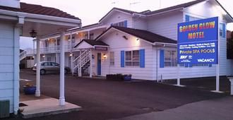 Golden Glow Motel - Rotorua - Toà nhà