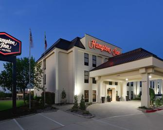 Hampton Inn Weatherford - Weatherford - Gebouw
