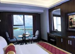 Zhuhai Nanyang Seascape Hotel - Zhuhai - Bedroom