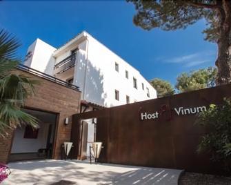 Hôtel Host & Vinum - Кане-ан-Русийон - Здание