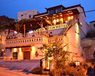 Akman Butik Hotel - Avanos - Gebouw
