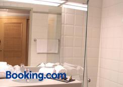 Le Pré Galoffre - Nimes - Bathroom