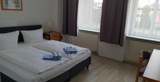 Appartement-Hotel Rostock - Rostock - Bedroom