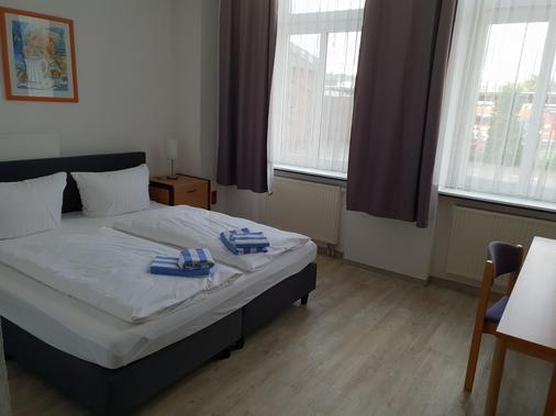Appartement-Hotel Rostock - Rostock - Bedroom