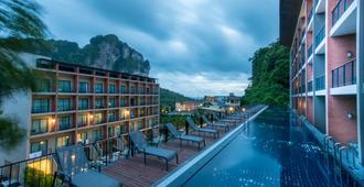 Sugar Marina Resort - Cliff Hanger Aonang - Krabi - Edifício