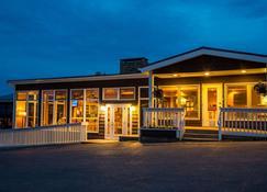 Silver Dart Lodge - Baddeck - Edifício