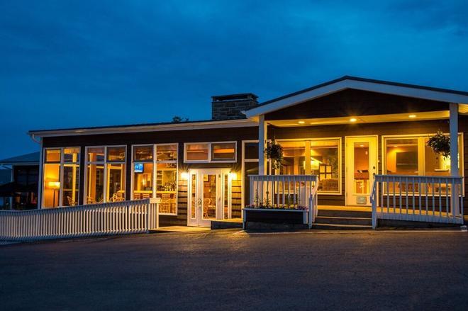 Silver Dart Lodge - Baddeck - Building