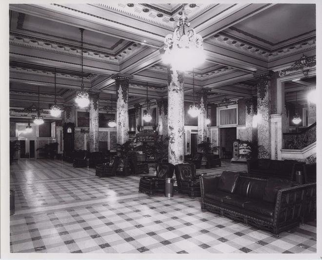 Hotel Monteleone - New Orleans - Lobby