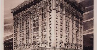 Hotel Monteleone - Новый Орлеан - Здание