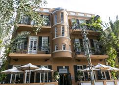 Hotel Montefiore - Tel Aviv - Gebouw