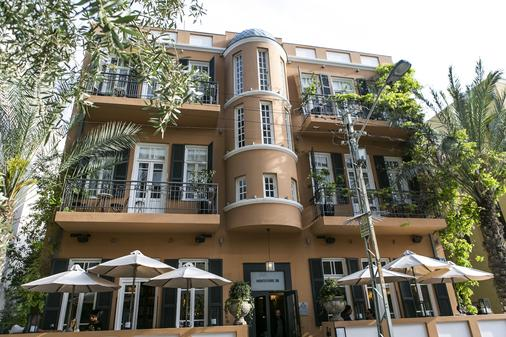 Hotel Montefiore - Tel Aviv - Building