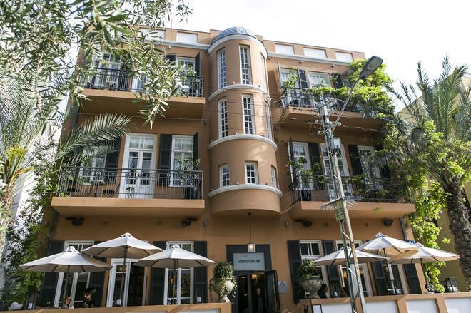 Hotel Montefiore - Tel Aviv - Rakennus