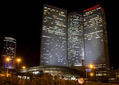 Crowne Plaza Tel Aviv City Center - Tel Aviv - Building