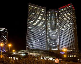 Crowne Plaza Tel Aviv City Center - Tel Aviv - Gebäude