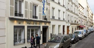 Hôtel Viator - Paris - Building