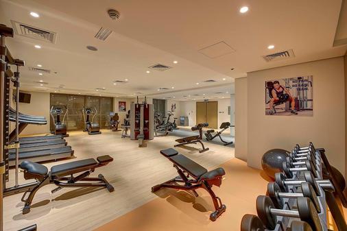 Royal Continental Hotel - Garhoud - Gym