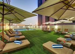 Royal Continental Hotel - Garhoud - Patio