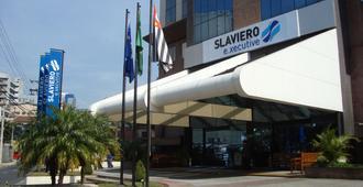 Slaviero Essential Guarulhos Aeroporto - Guarulhos - Toà nhà