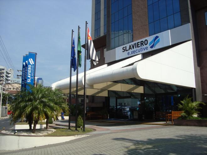 斯拉維耶羅瓜魯柳斯機場行政酒店 - 瓜魯柳斯 - 瓜魯柳斯 - 建築