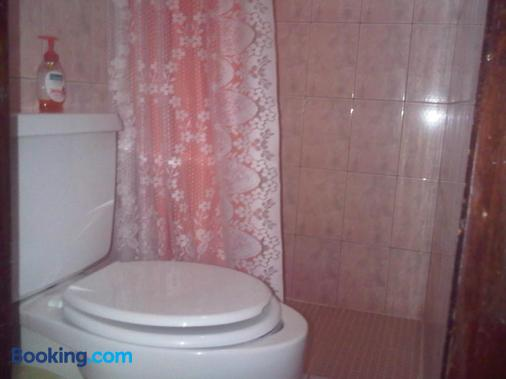 Tamarindo Hostel - San Pedro Sula - Bathroom